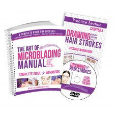 The Art Of Microblading Manual - Now Available!!