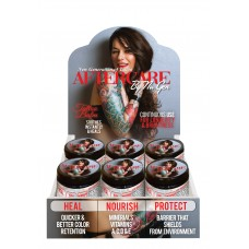 Nu Gen Aftercare Tattoo Balm – Display w/ 12 1oz Jars