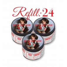 Nu Gen Aftercare Tattoo Balm – Refill w/ 24 1oz Jars (1 Additional Jars FREE)