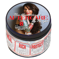 Nu Gen Aftercare Tattoo Balm – 1 oz Jar