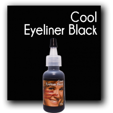 Custom Cosmetic Color - Cool Eyeliner Black