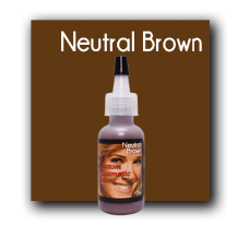 Custom Cosmetic Color - Neutral Brown