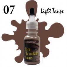 Rich Microblade Colors - 07 Light Taupe