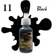 Rich Microblade Colors - 11 Black