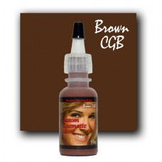 Custom Cosmetic Color - Brown CGB