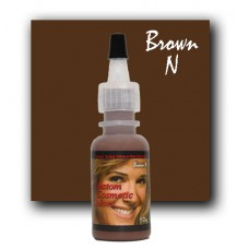 Custom Cosmetic Color - Brown N
