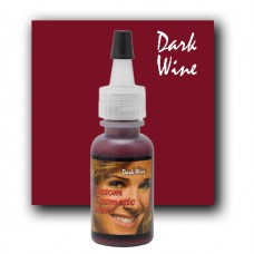 Custom Cosmetic Color - Dark Wine