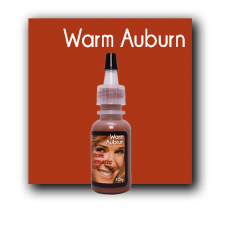 Custom Cosmetic Color - Warm Auburn