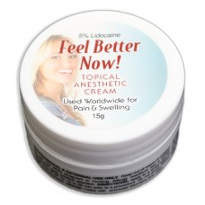 Feel Better Now Topical Anesthetic Cream - 15g