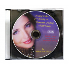 Mixing Colors & Drawing on Permanent Makeup Made Easy DVD