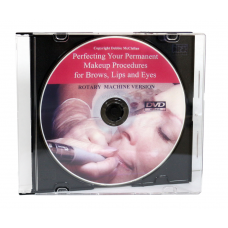 Perfecting Your Permanent Makeup Procedures for Brows, Lips and Eyes DVD - Rotary Version