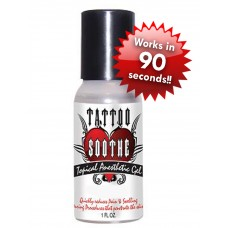 Tattoo Soothe Topical Anesthetic Gel 1oz